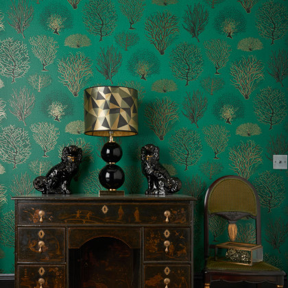 Cole and Son Seafern Wallpaper - Curio