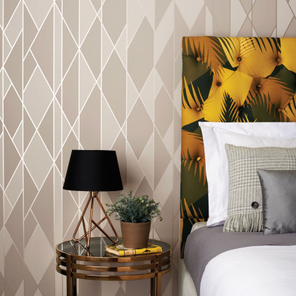 Cole and Son Oblique Wallpaper - Geometric ll