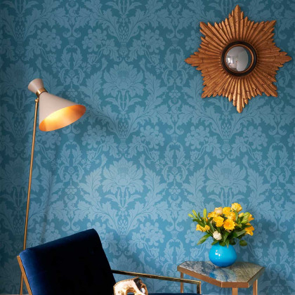 Cole and Son Fonteyn Wallpaper - Mariinsky Damask