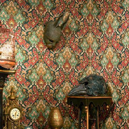Cole and Son Pushkin Wallpaper - Mariinsky Damask