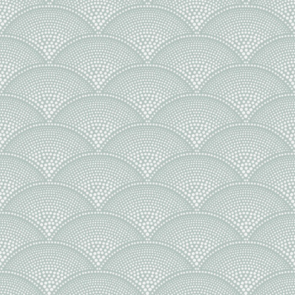 Cole and Son Icons Feather Fan Wallpaper-112-10036 (1 roll from a batch)