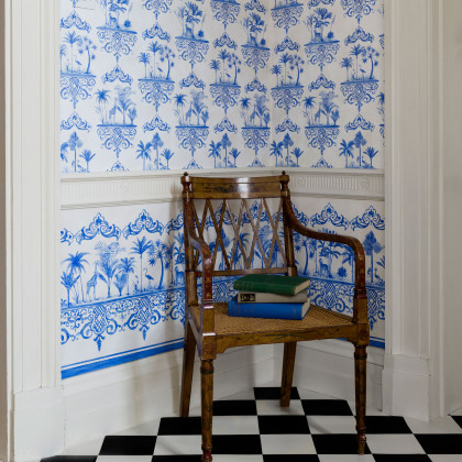 Cole and Son Rousseau Wallpaper - Folie