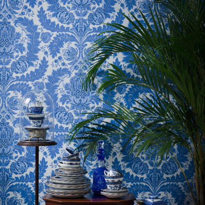 Cole and Son Coleridge Wallpaper - Albemarle