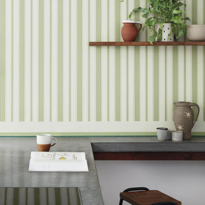 Cole and Son Cambridge Stripe - Marquee Stripe