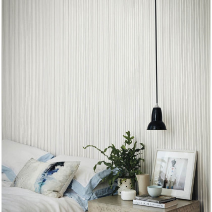 Cole and Son Croquet Wallpaper - Marquee Stripe
