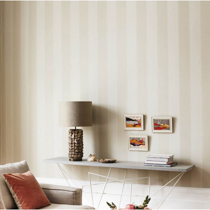 Cole and Son Jaspe Wallpaper - Marquee Stripe