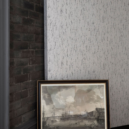Cole and Son Concrete Wallpaper - Foundation