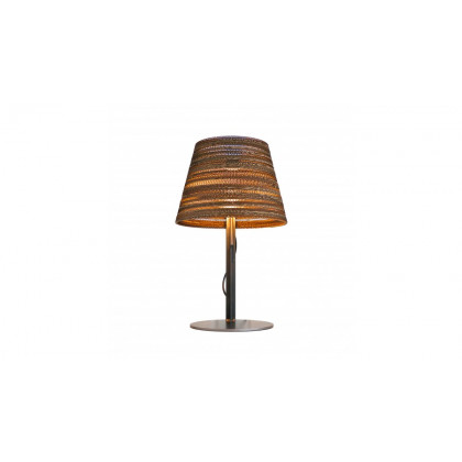 Graypants Scraplight Cone Table Lamp