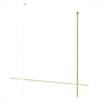 Flos Coordinates Ceiling 2 Long CLIII Light