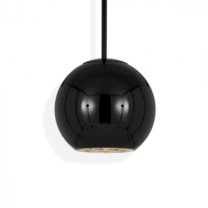 Tom Dixon Copper Round Pendant 25cm