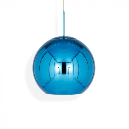 Tom Dixon Copper Round Pendant 45cm