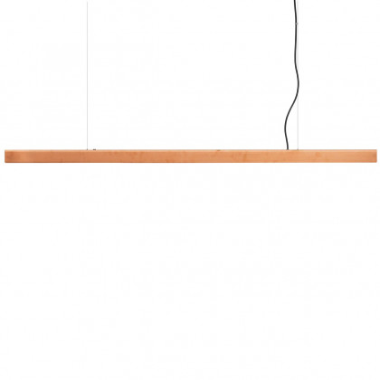 Anour Brushed Copper Pendant Lamp