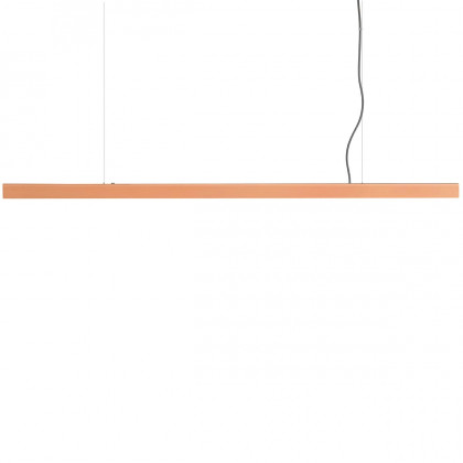 Anour Polished Copper Pendant Lamp