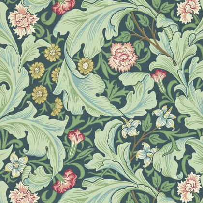 Morris and Co Leicester Wallpaper