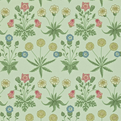 Morris and Co Daisy Wallpaper