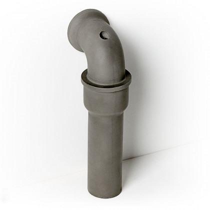 Concrete Pipeline Stem Vase - Small