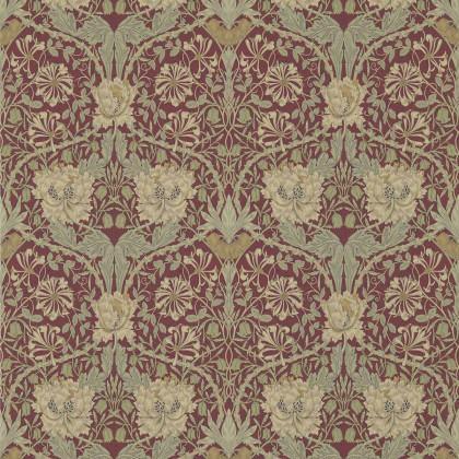 Morris and Co Honeysuckle & Tulip Wallpaper