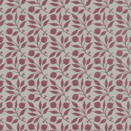 Morris and Co Rosehip Wallpaper