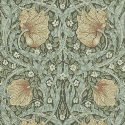 Morris and Co Pimpernel Wallpaper