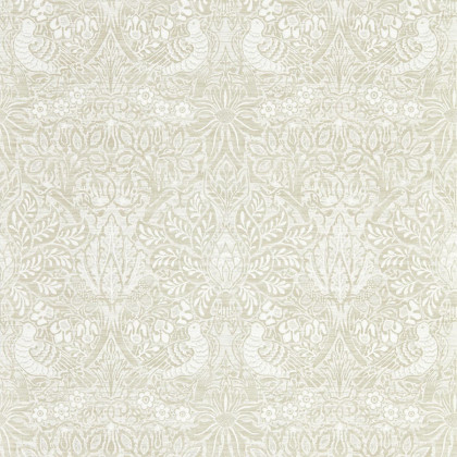 Morris and Co Pure Dove & Rose Wallpaper