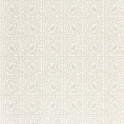 Morris and Co Pure Scroll Wallpaper