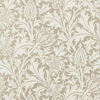 Morris and Co Pure Thistle Wallpaper