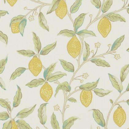 Morris and Co Lemon Tree Wallpaper