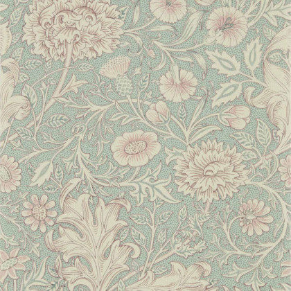 Morris and Co Double Bough Wallpaper