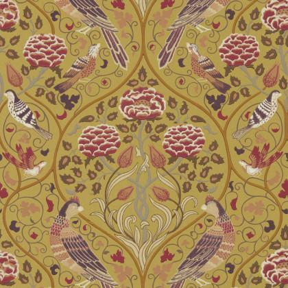 Morris and Co Seasons By May Wallpaper