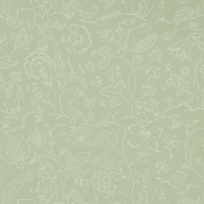 Morris and Co Middlemore Wallpaper