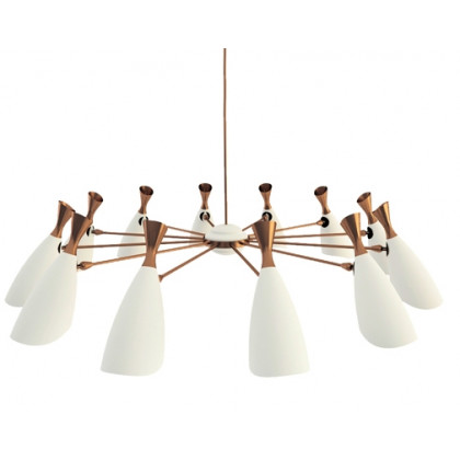 Delightfull Duke 12 Suspension Light