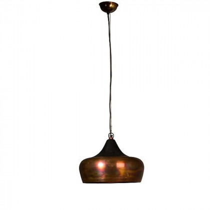 Dutchbone Coco Distressed Copper Pendant Light