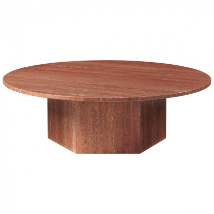 Gubi Epic Coffee Table - Round, 110cm Diameter
