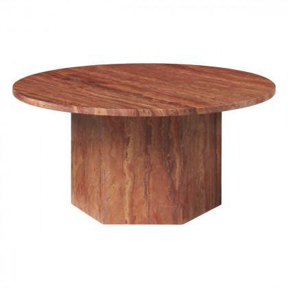 Gubi Epic Coffee Table - Round, 80cm Diameter