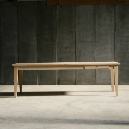Heerenhuis Solid Oak Farmer Dining Table