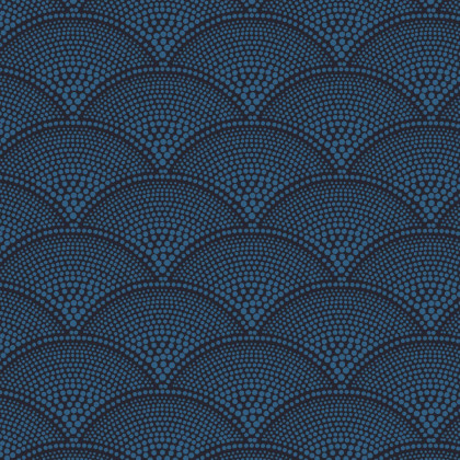 Cole and Son Feather Fan Jacquard Fabric
