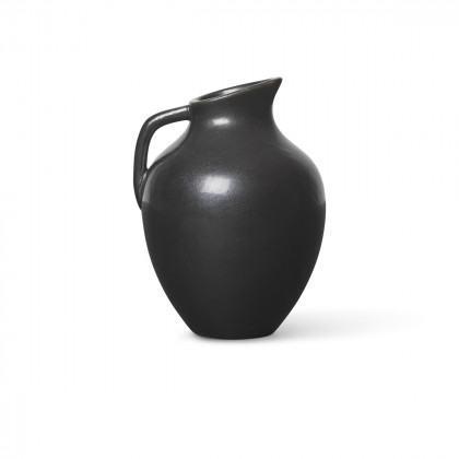 Ferm Living Ary Mini Vase - M - Charcoal