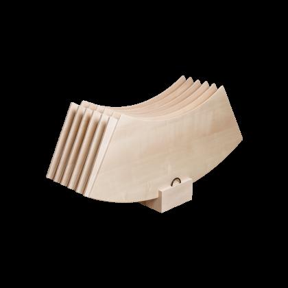Fritz Hansen Pk54A Table, Extension Ring