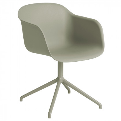 Muuto Fiber Armchair - Swivel Base
