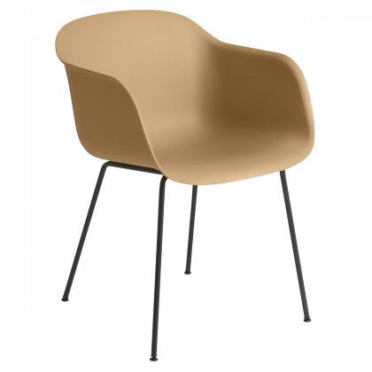 Muuto Fiber Armchair - Tube Base