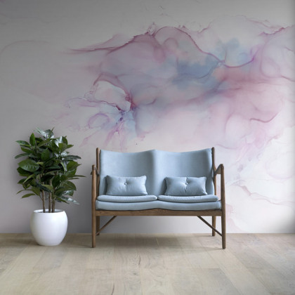 Feathr First Bloom Wallpaper