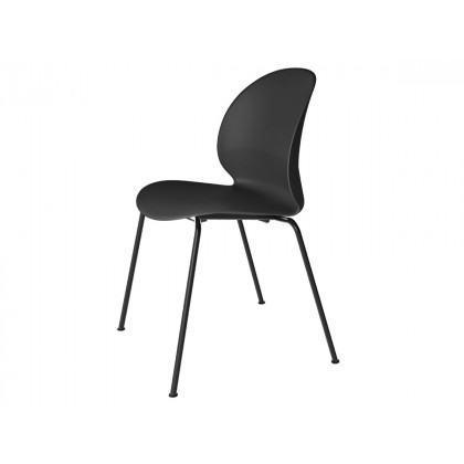 Fritz Hansen N02-10 Recycle Dining Chair - Monochrome