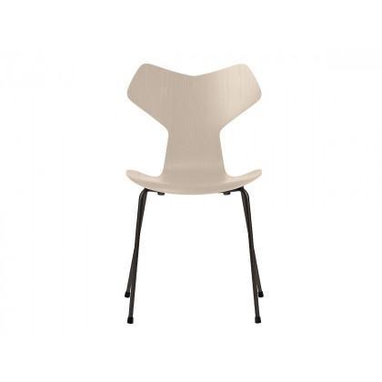 Fritz Hansen Grand Prix Dining Chair-Coloured Ash