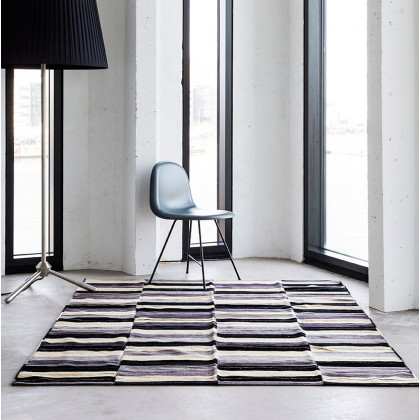 Massimo Rugs Global Gypsy Rug - Grey Kilim