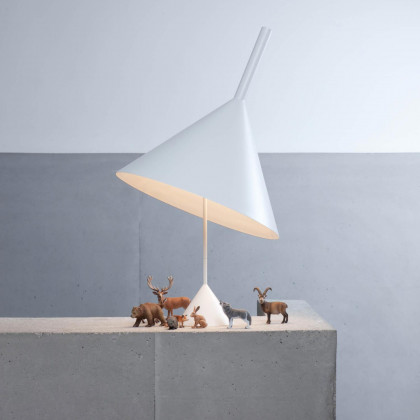 Vertigo Bird Funnel Table Lamp