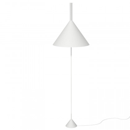 Vertigo Bird Funnel Floor Lamp