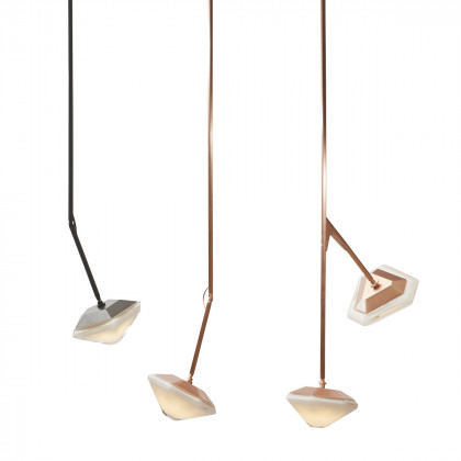 Gabriel Scott Myriad Wishbone Pendant Light
