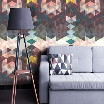 Mind The Gap Galaxy Wallpaper