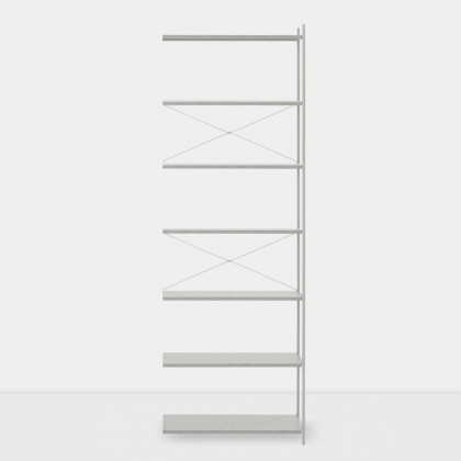 Ferm Living Punctual Shelving System -Grey-0x7
