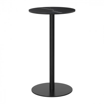 Gubi 1.0 Bar Table - Round, 60 Diameter